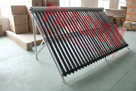 30 tubes 24mm condenser ETC High Pressure Heat Pipe Solar Collector