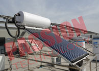 Cina 6 Bar Heat Pipe Solar Water Heater Bertekanan SUS304 Stainless Steel pabrik