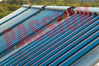 Manifold U Pipe Solar Collector