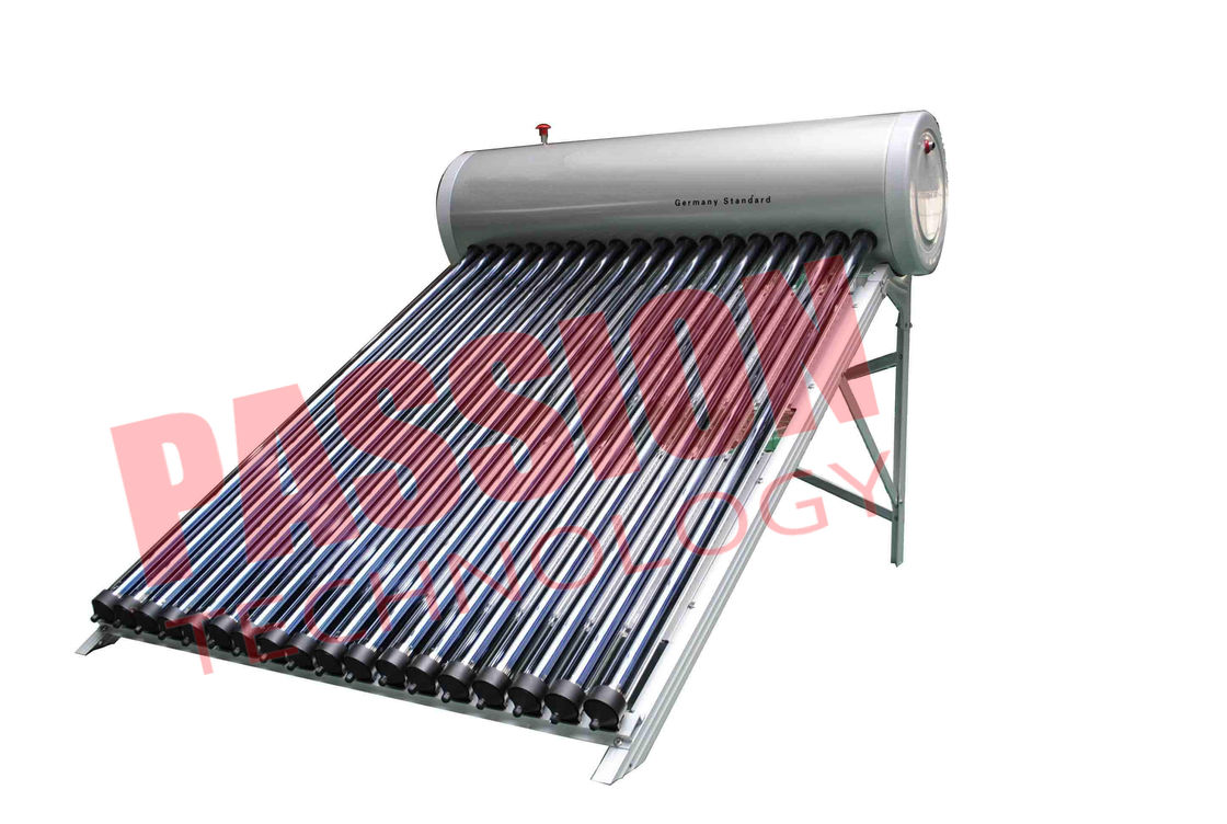 Slope Roof Heat Pipe Thermal Solar Water Heater