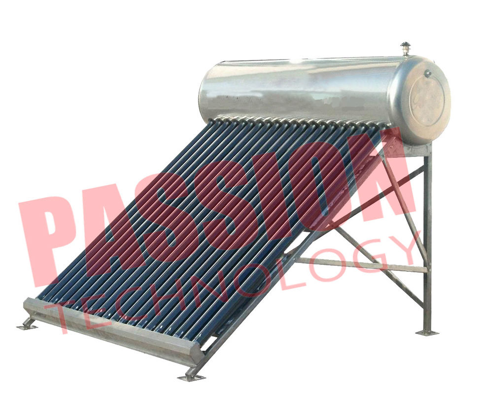 Non Pressurized Solar Water Heater Products