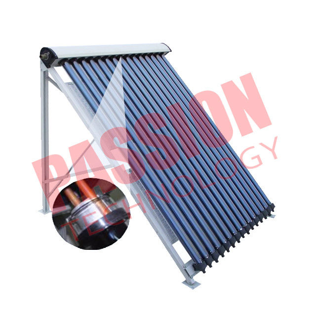 U Pipe Solar Collector With Stainless Bolts