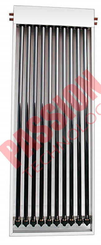 High Powered U Pipe Solar Collector 12 Tubes 25mm Diameter Hail Resistance