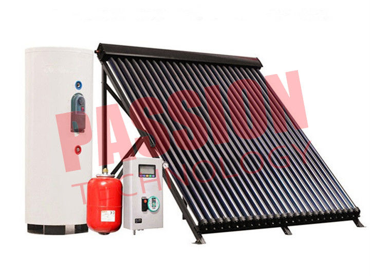 Copper Coil Solar Hot Water Heater System