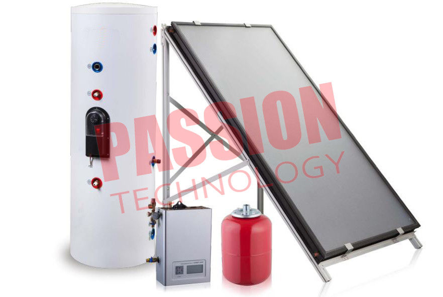 Split Solar Water Heater for House