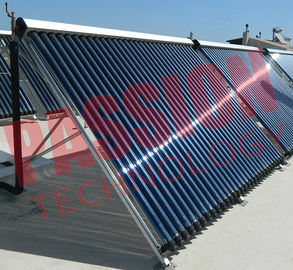 Cina Bertenaga tinggi Solar Collector Heat Pipe, Solar Hot Water Collector 30 Tubes pabrik